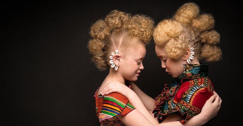 These stunning portraits of black girls rocking their natural hair are a must-see.