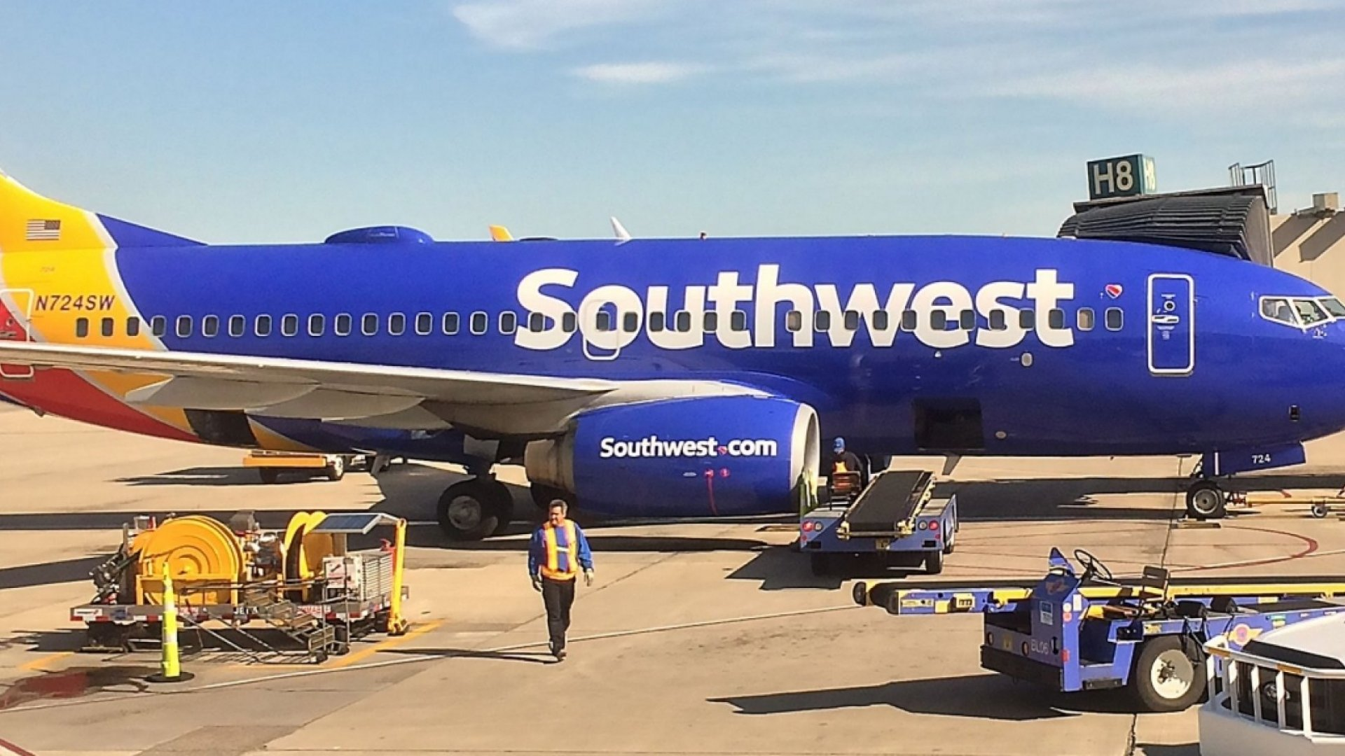 A Southwest Airlines Flight Attendant Just Did Something Incredible for a Southwest Passenger. Her Stunning Story of Kindness Went Viral